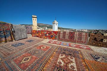 Moroccan carpets, Fes, Morocco (2).