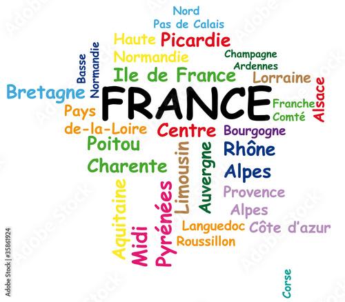 France et régions