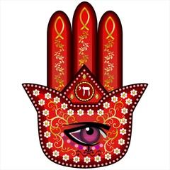 Fatima hand