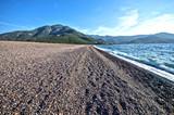 Corsica, la spiaggia di Galeria
