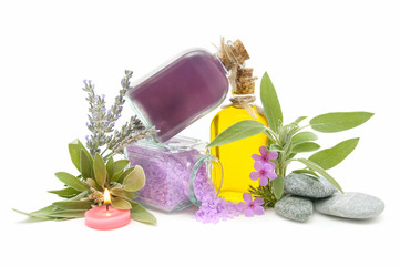perfumes and aromatic herbs
