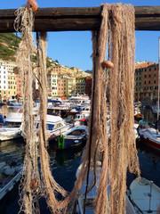 Barche Porto Reti da Pesca-Seaport and Fishnet-2