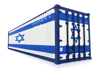 CONTAINER ISRAELE