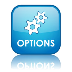"""OPTIONS"" Web Button (my account profile user setup preferences)"