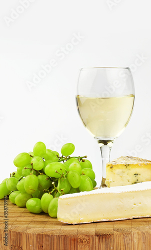 white wine cheese