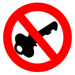 no key required