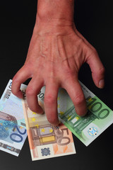 Lockruf Geld