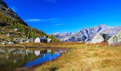 Lago Cramec....Valle Antigorio
