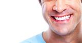 Fototapety Smiling man.