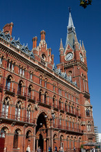 London Saint-Pancras
