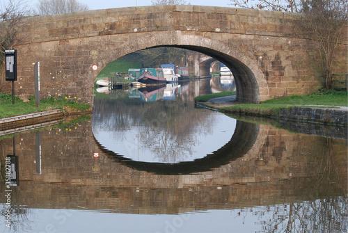 Canal Bridge 64, Lancaster Canal, Lancashire