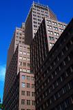 Fototapete Wolkenkratzer - Turm - Historische Bauten