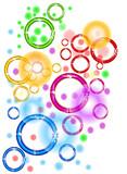 Fototapety абстракция в шарах
