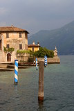 Ufer in Limone am Gardasee