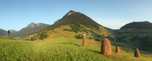 Slovakia nature - Terchova - panoramic view