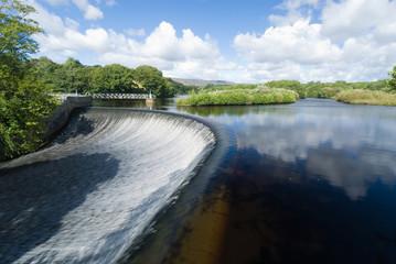 Abbeystead Reservoir, Wyresdale, Lancashire