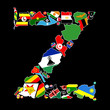 Countries of Z