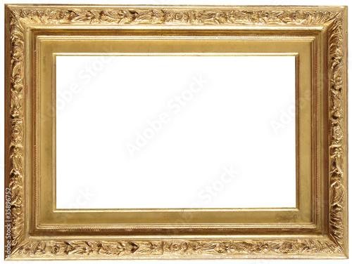 Cadre Dor Photo Libre De Droits Sur La Banque D 39 Images Image 35896752