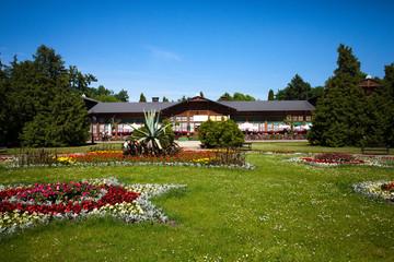 Park Zdrojowy,Ciechocinek,Poland