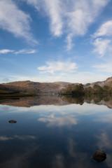 Lake District Reflection Portrait