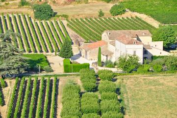 Casa, finca en la Provenza Francesa, Francia,