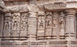 Erotic stone work at Konark Sun Temple