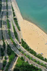 John Hancock View - Lake Shore Drive