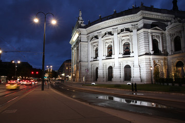 Vienna night - Burgtheater