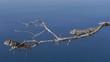 camaleones con mar de fondo