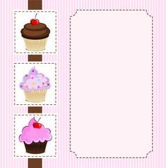 Tree Cupcake Delicious