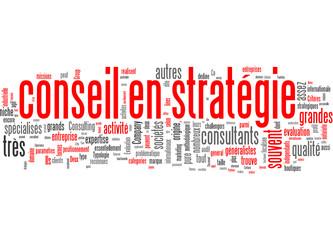 conseil en stratégie