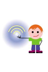 Enfant Wifi