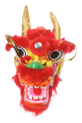 Chinese Dragon Head Ornament