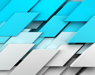 fondo abstracto con formas geometricas © carloscastilla