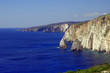klif, grecka wyspa Zakynthos