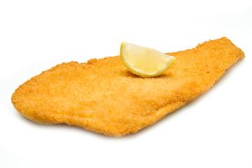 filetto di pesce fritto