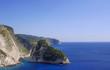 klif 2, grecka wyspa Zakynthos