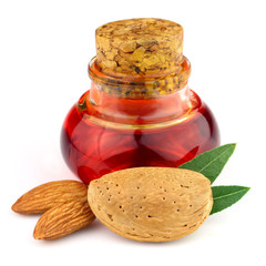 Almonds oil with kernel