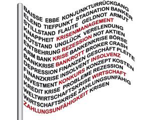 Krise Fahne 1