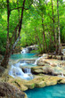Erawan Waterfall, Kanchanaburi, Thailand - 35935775