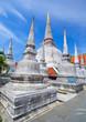 Ancient Pagoda in Wat Mahathat temple, Nakhon Si Thammarat ,Sout