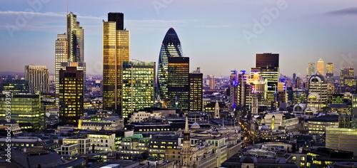 Aluminium Londen City of London