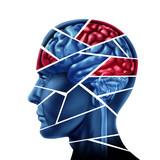 Mental disorders poster