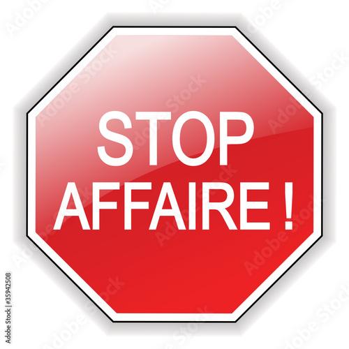 Panneau stop affaire tampon soldes promotions offre sp cia - Prix d un panneau stop ...
