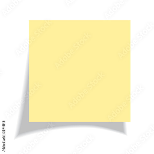 Vector sticker illustration