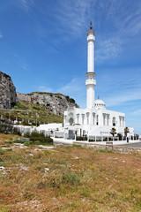Ibrahim-al-Ibrahim Moschee am Europa Point, Gibraltar