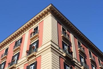 Palazzo in Neapel