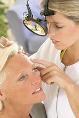 Dermatolologie - Grain de beauté