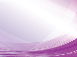Vector abstract purple lines