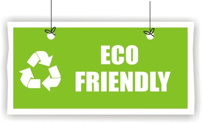pancarte eco friendly